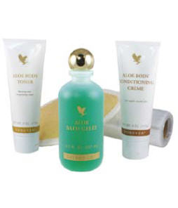 Aloe Body Ting Kit