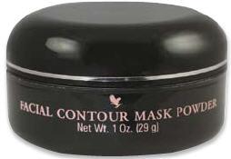 Facial Contour Mask Powder Détails