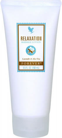 Forever Relaxation Massage Lotion