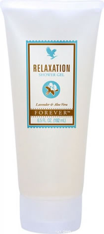 Forever Relaxation Shower Gel - Aroma Gel Douche