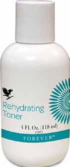 Rehydrating toner